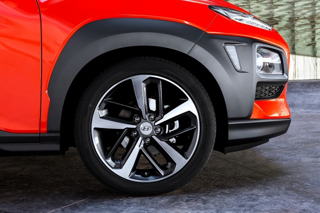 Design Hyundai Kona