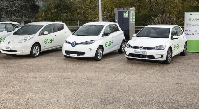 Enel X con il Gruppo Volkswagen e Audi insieme per il progetto EVA+