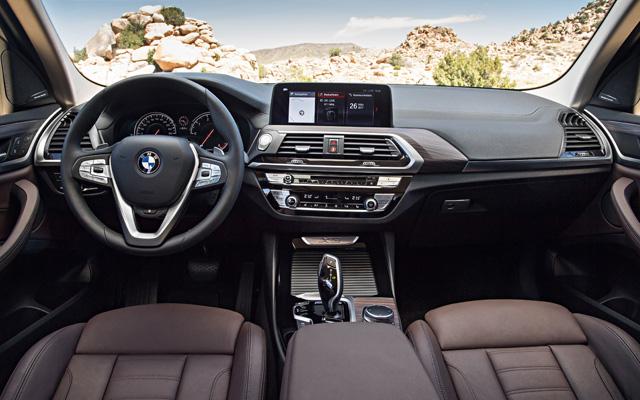 Gli interni e la tecnologia della nuova BMW X3 | Fleet Magazine
