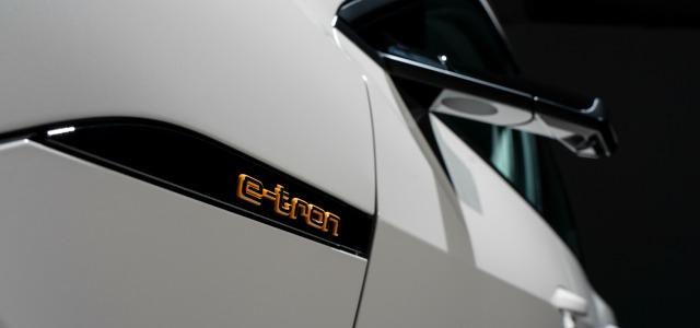 lancio nuova Audi e-tron 2019
