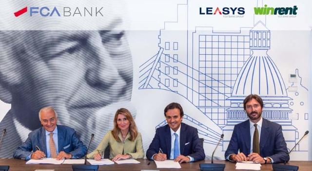 Leasys annuncia l'acquisizione di WinRen e incrementa i suoi servizi con il noleggio a breve termine