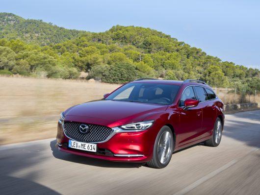 Presentazione della nuova Mazda6 a Palma di Maiorca