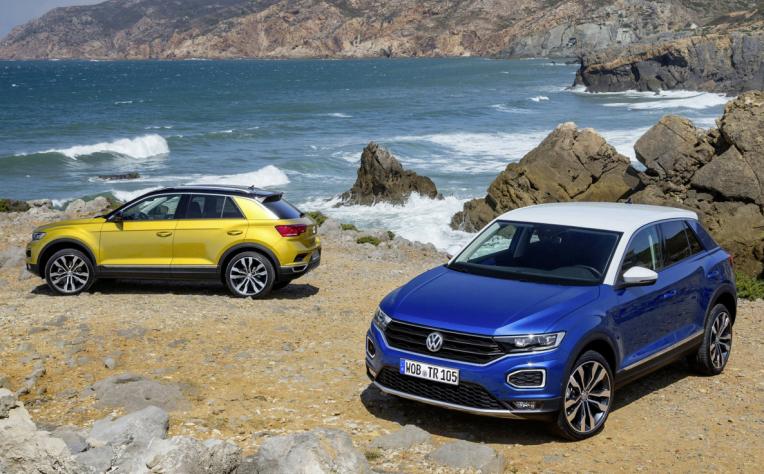 Arriva il servizio 2share Volkswagen, il noleggio condiviso sui modelli VW, come T-Roc