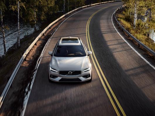 nuova Volvo V60 crash test sicurezza euro ncap