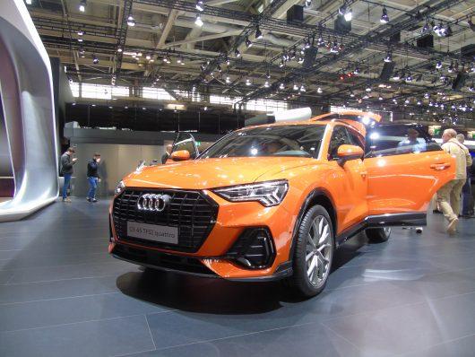 Nuova Audi Q3 2019 in anteprima al Salone di Parigi