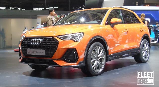 Nuova Audi Q3 Anteprima Al Salone Di Parigi 2018