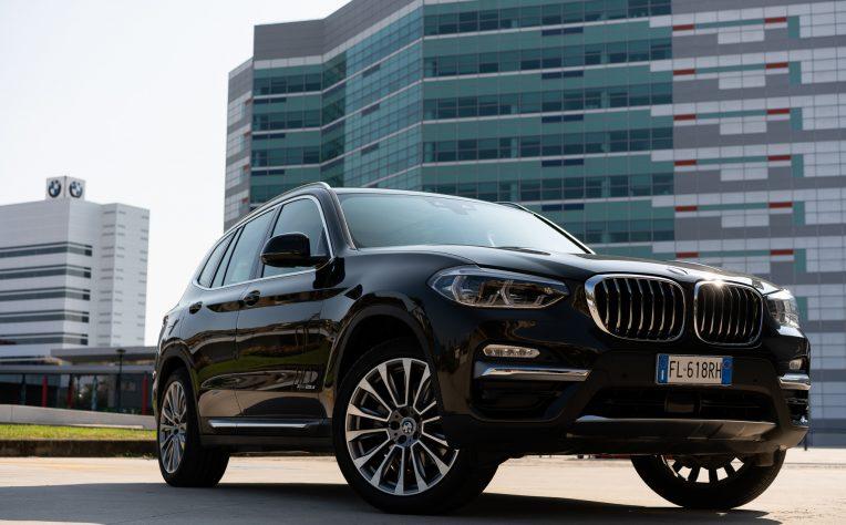 gallery nuova BMW X3