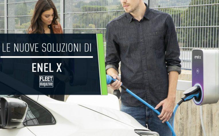 nuove soluzioni Enel X