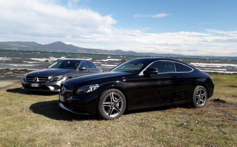 Presentazione Mercedes Classe C
