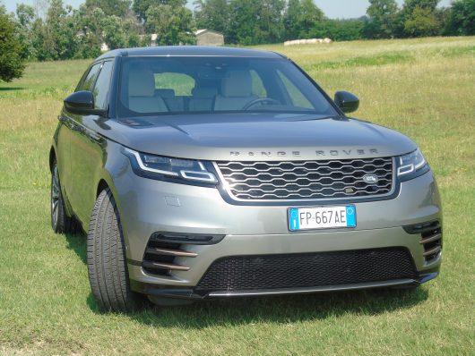 Range Rover Velar, test drive - video