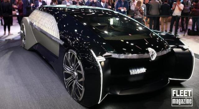 Renault EZ-Ultimo concept