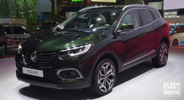 Renault Kadjar al Salone di Parigi 2018