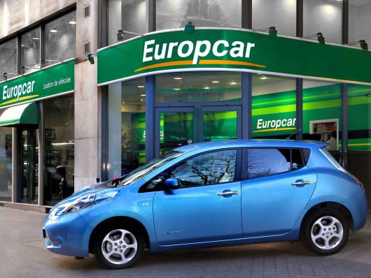 sconto aziende europcar