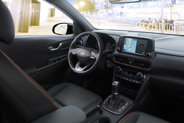 Tecnologia e sicurezza Hyundai Kona