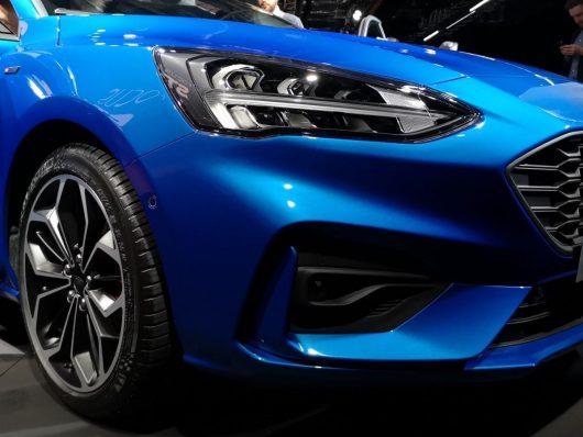test drive della nuova ford focus 2018