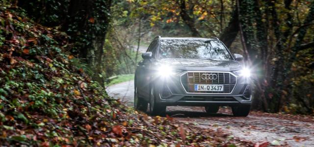 Adas nuova Audi Q3 2019