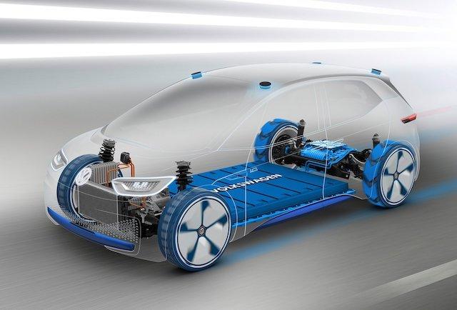 Architettura MEB Volkswagen