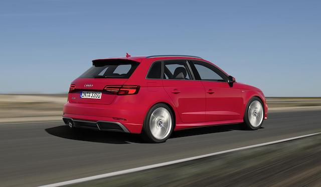 Audi A3 Business e Admired 2019