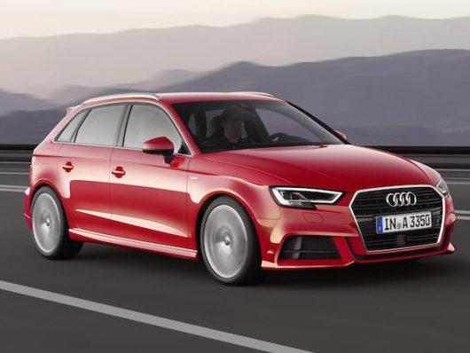 Audi A3 Sportback Admired 2019
