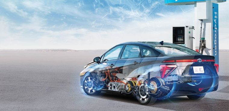 auto fuel-cell