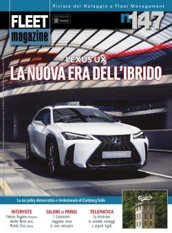 Cover Fleet Magazine 147