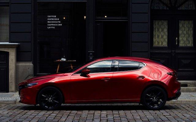 Dimensioni di Mazda 3