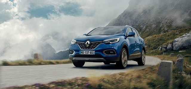 dotazioni nuovo Renault Kadjar