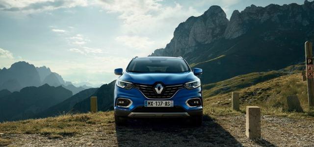 Esterni nuovo Renault Kadjar