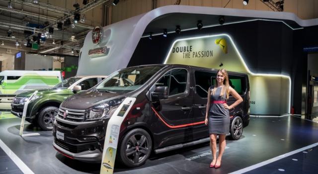 Fiat Talento Shuttle Irmscher allestimento