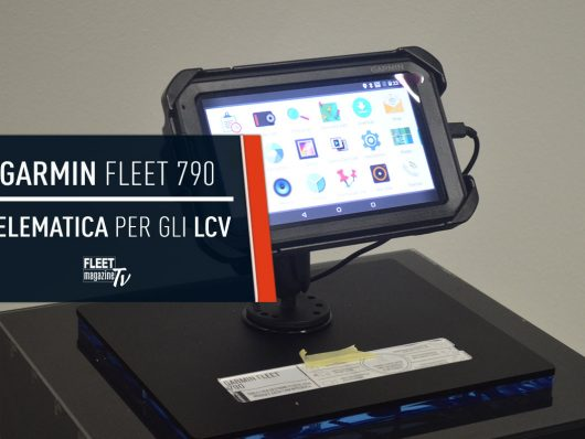 Garmin Fleet 790 veicoli commerciali