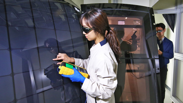 Hyundai pannelli solari sul tetto