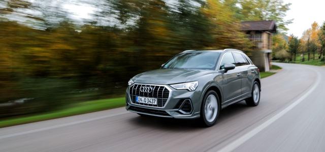motori nuova Audi Q3 2019