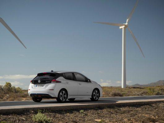 Noleggiare Nissan Leaf