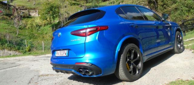 Nuova Alfa Romeo Stelvio Quadrifoglio 2019