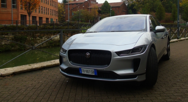 Nuova Jaguar I-Pace design