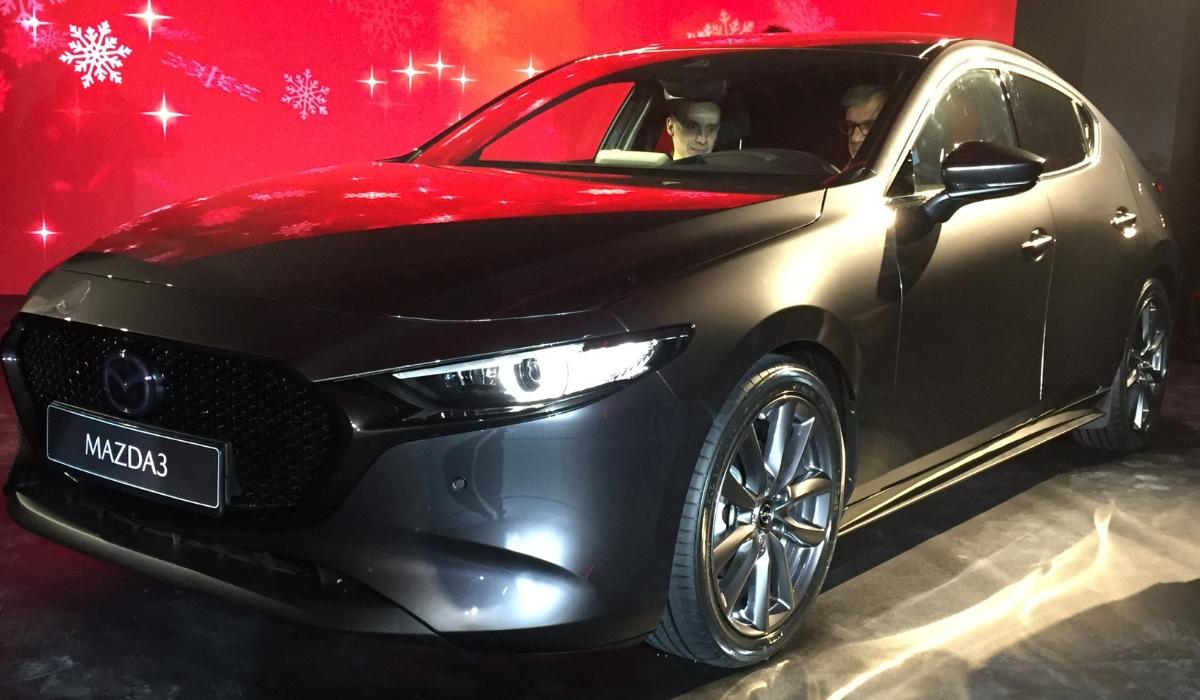 Nuova Mazda3 2019 berlina
