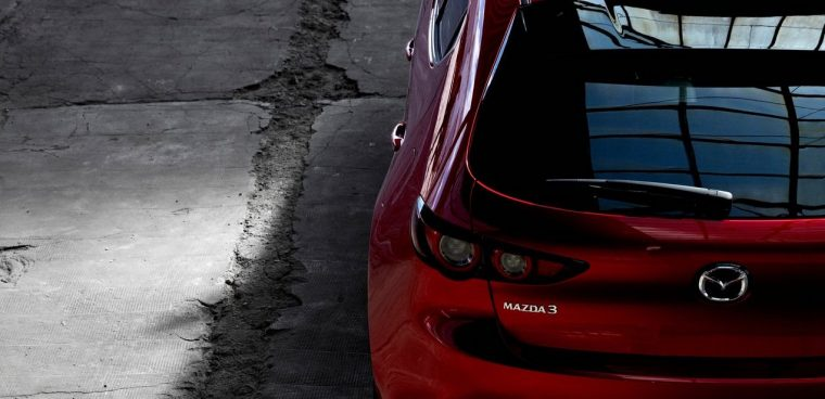 Nuova Mazda3 motore termico elettrico mild hybrid