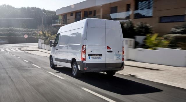 Nuovo Renault Master Z.E.