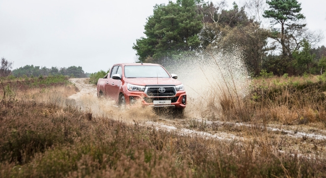 Nuovo Toyota Hilux Executive+ pick-up