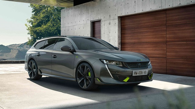 Peugeot 508 SW (NetCarShow)