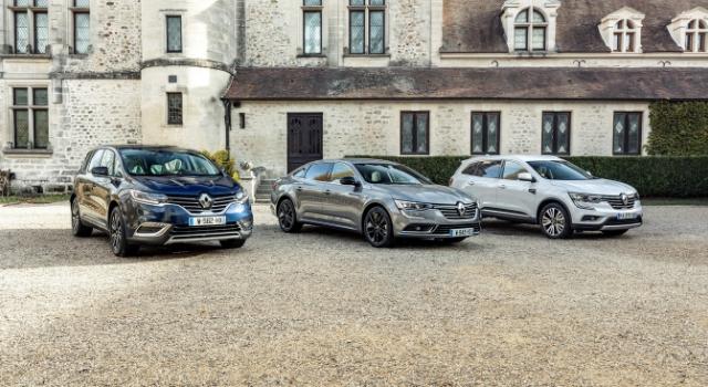 Renault top di gamma modelli
