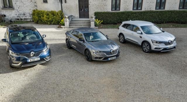 Renault top di gamma