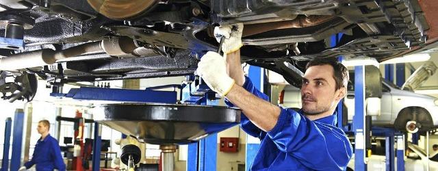 Service Day riparazione auto
