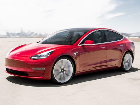 Tesla on Tour: il test drive in italia della nuova Model 3