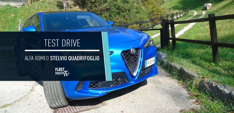 Test drive Alfa Romeo Stelvio Quadrifoglio