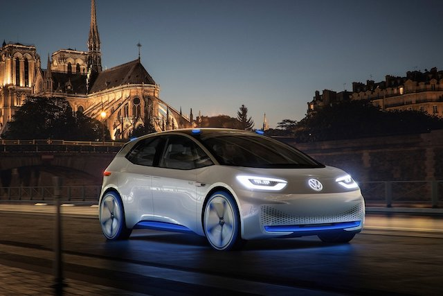 Volkswagen ID compatta