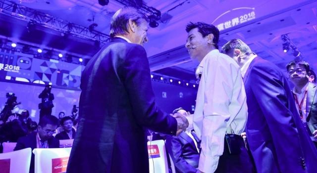 Accordo tra Volvo Cars e Baidu per lo sviluppo e la produzione di auto a guida autonoma