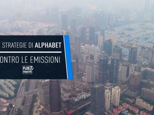 Alphabet lotta emissioni