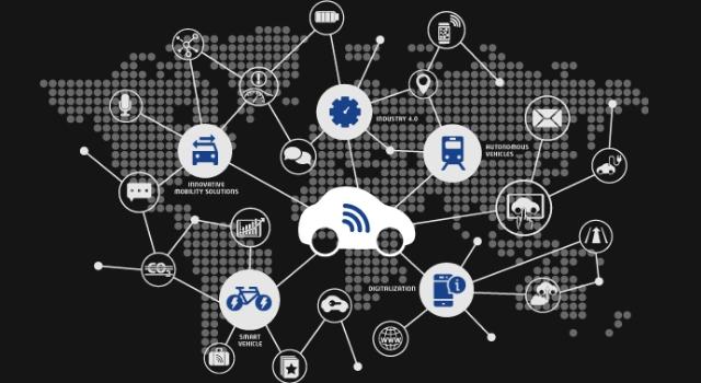 Bosch al VTM 2018 di Torino, l'evento sulla mobilità del futuro: guida autonoma e connessa