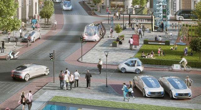 Bosch partecipa al VTM di Torino parlando di mobilità del futuro e guida autonoma